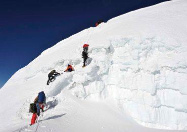 Chulu wast peak climbing