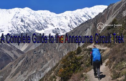 A complete guide to the Annapurna Circuit Trek