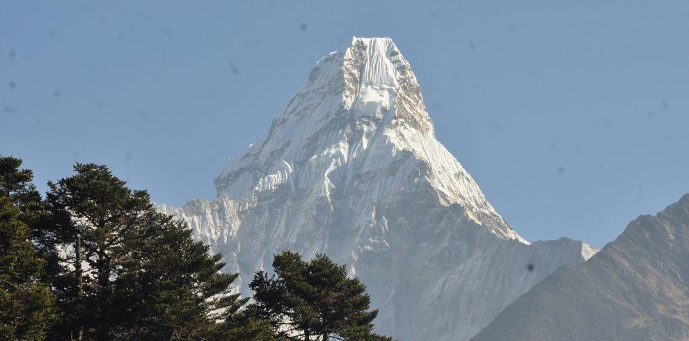 ama dablam Trek photos Everest